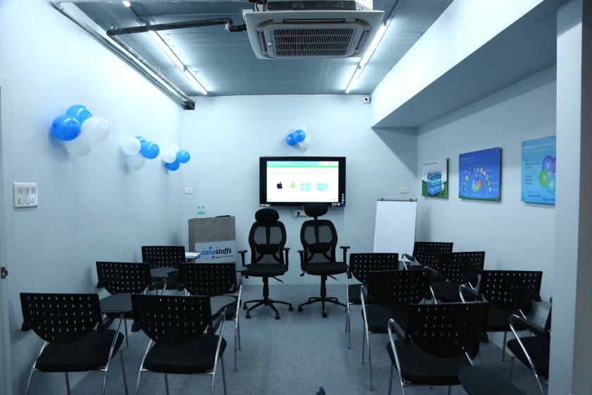 Salesforce.com Institute Classroom